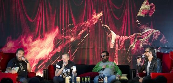 Molotov presentó la carátula de su nuevo disco que saldrá a la venta el martes.
