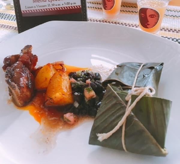 Luna Roja rescata cocina de etnias del país - La Nación