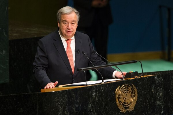 Antonio Guterres, secretario general de las Naciones Unidas, sostendrá conversaciones con varios líderes israelíes.