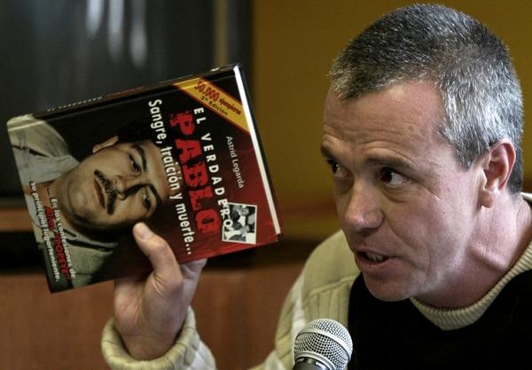 Entre sus muchos negocios, tras reincorporarse en sociedad, John Jairo ofrecía el tour de la mafia más caro de los que existían en Medellín. Fotografía: AP