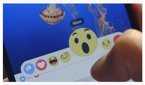 Facebook probará emojis para expresar emociones en su sitio