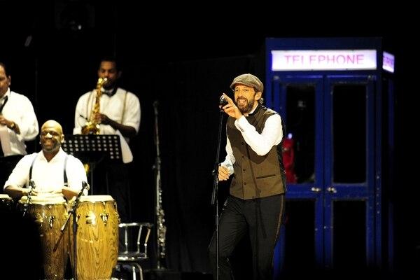 La voz de Juan Luis Guerra se mantiene incólume a pesar del paso del tiempo y lo demostró en su concierto de octubre.