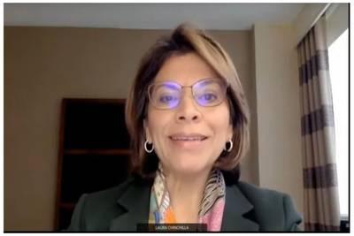 Laura Chinchilla pide investigar a Daniel Ortega por narcotráfico y lavado de dinero en Estados Unidos