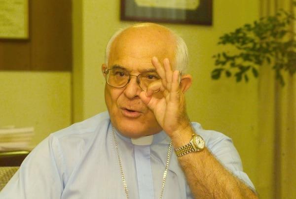 Monseñor Ángel San Casimiro se reunirá en las próximas horas con los gremios sindicales, para tratar de llegar a un acuerdo.