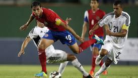 La FIFA saca de los registros oficiales el amistoso de Costa Rica ante República Dominicana