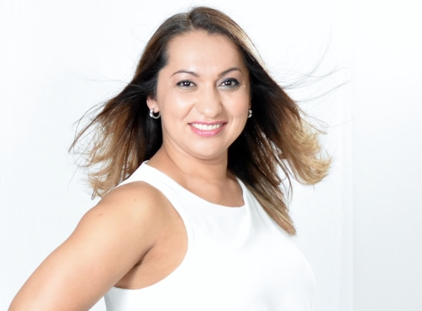 Flor Urbina será una de las conferencistas del evento. Cortesía Flor Urbina.