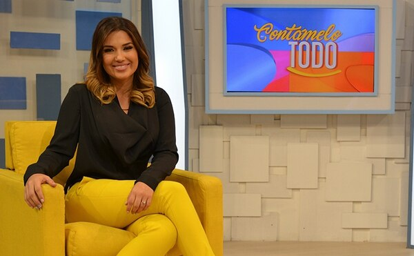 Melissa Durán se unió a 'Contámelo todo a finales de enero'.