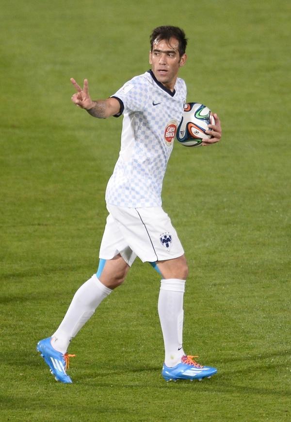 Cesar Delgado se convirtió el mejor anotador en la historia de los mundiales de clubes con cinco goles.