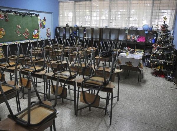 En la Escuela Buenaventura Corrales, en San José, el curso lectivo ya se dio por terminado. | DIANA MÉNDEZ