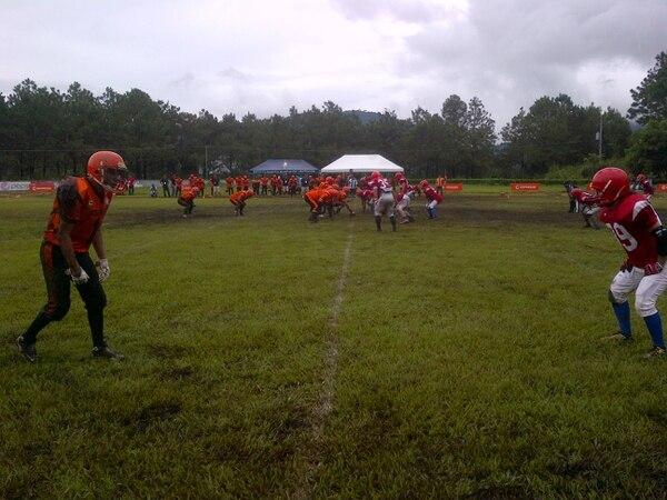 La Selección Nacional de futbol americano disputará la final del torneo ante Panamá.