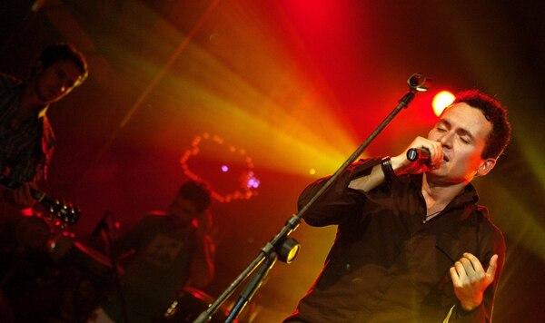 El cantante colombiano Fonseca tiene 12 años de carrera y ha lanzado cinco discos de estudio. Foto: Archivo