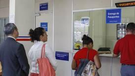 Oficinas de Migración estarán cerradas casi un mes