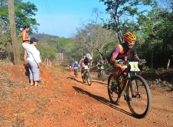 Este domingo se realizó la última etapa del Guanaride.