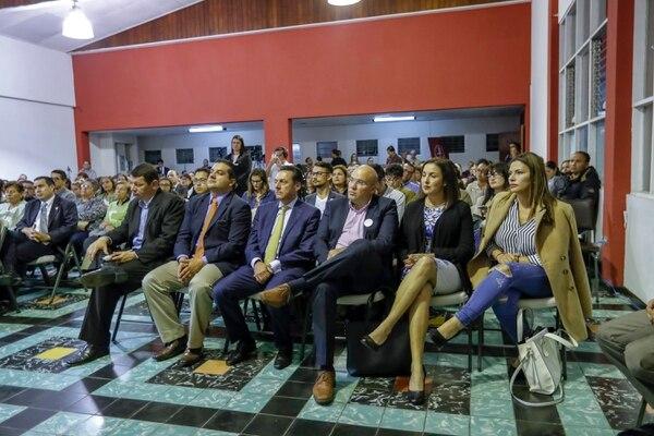 23/01/2018, San José, Moravia, Universidad Católica, conversatorio de candidatos a la presidencia del pais. Fotografía José Cordero