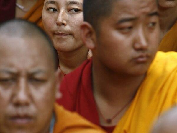 En 2008 la protestas en el Tibet y en otros países se sucedieron en pro de la independencia de China. | ARCHIVO