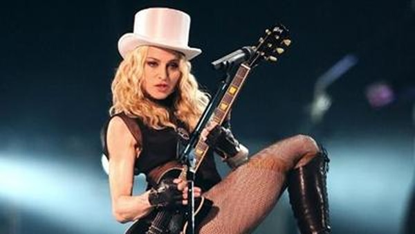 Rusia rechazó demanda contra Madonna por apoyar a homosexuales - 1