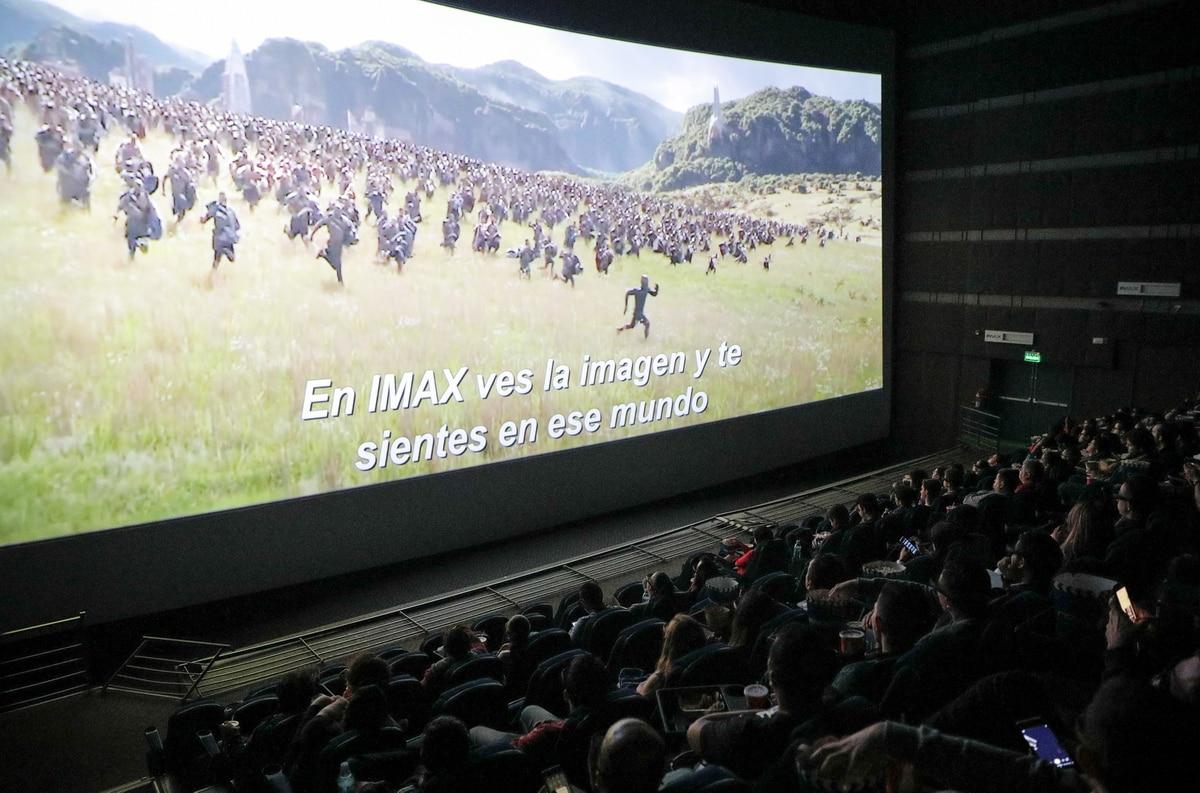 Cadenas De Cines Incluyen En El Guión La Apertura De Nuevas