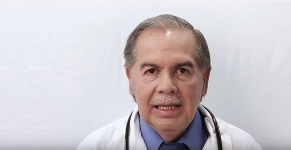 Guillermo Azofeifa fue nombrado secretario general de Siprocimeca en abril del 2015.