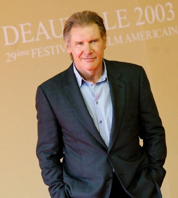 El actor Harrison Ford también estará en la sétima entrega de la saga Star Wars.