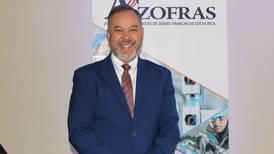 Carlos Wong, presidente de Zonas Francas: 'Empresas trasladan operaciones a Costa Rica'