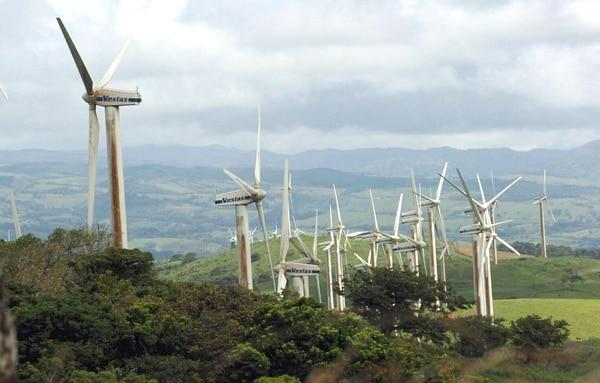 Ráfagas superiores a 90 kilómetros por hora son contraproducentes para las plantas eólicas.