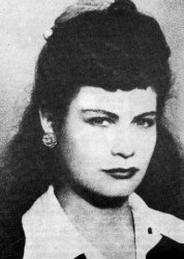 El periodista Lafitte Fernández escribirá sobre Eunice Odio y su legado periodístico en Centroamérica y México. Foto: Archivo La Nación.