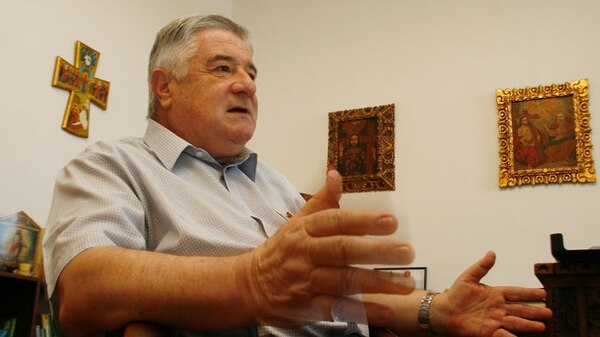 En el año 2012 la iglesia comprobó que Precht había incurrido en 'conductas abusivas con mayores y menores de edad' y lo sancionó con cinco años de suspensión de sus tareas de sacerdote. Foto Archivo