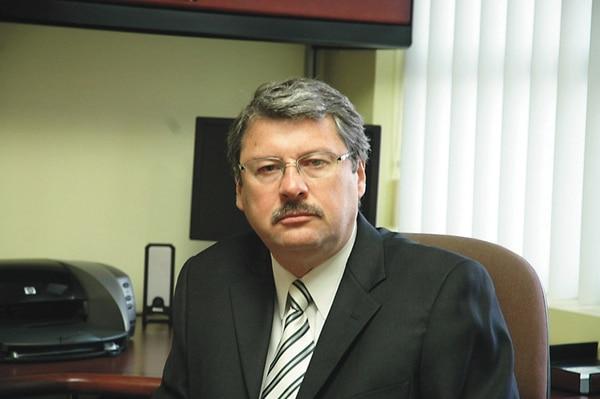 Juan de Dios Rojas es el actual subgerente de operaciones del Banco Hipotecario de la Vivienda (Banhvi) y fue exgerente general de la entidad. | ARCHIVO LN