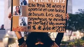 'Mi mamá ha muerto cada día' desde que encontraron a Natali en bolsas de basura, dice hermana de asesinada en Montes de Oca