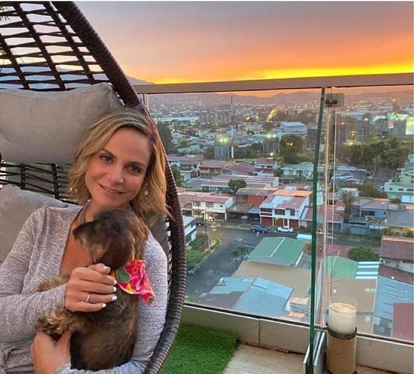 María Luisa Cedeño Quesada, anestesióloga asesinada en hotel en Quepos. Foto: Tomada de Facebook