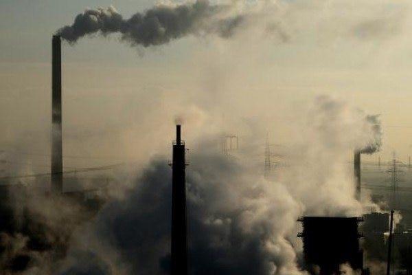 El CO2 aumentó hasta 397,7 partes por millón (ppm) en la atmósfera el año pasado.