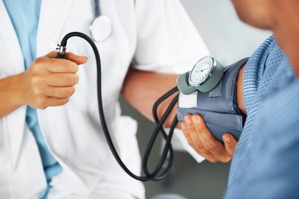 Presión arterial alta cerca de la muerte