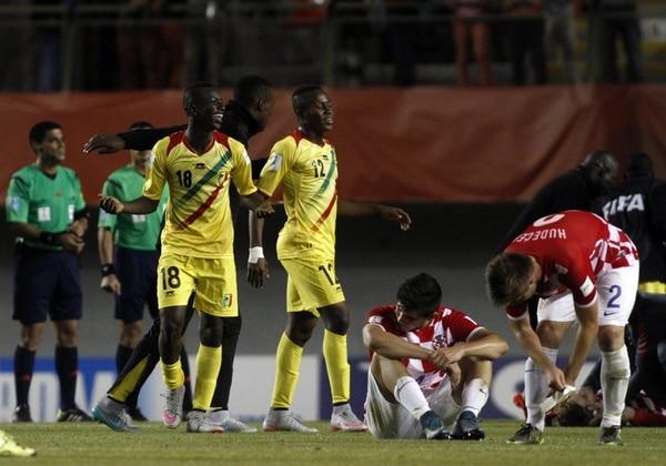 Mali dejó en el camino a Croacia y espera rival.
