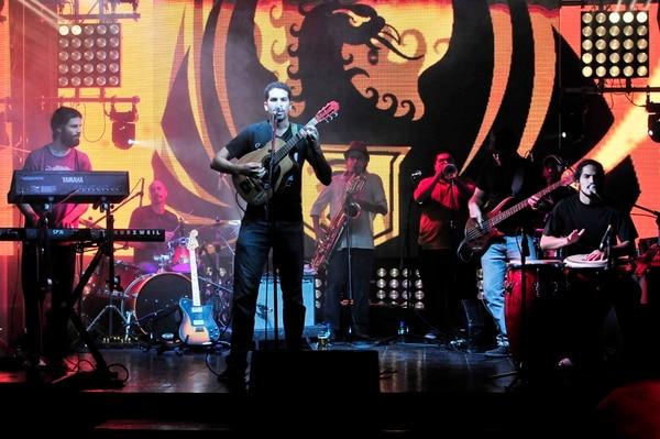 Sonámbulo fue la banda invitada para musicalizar el anuncio de 'Viví la Música'.