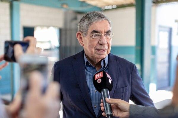 El expresidente Óscar Arias calificó la acusación del Ministerio Público como