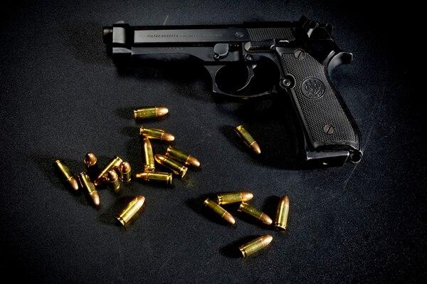 Cifras del Ministerio de Seguridad revelaron que, durante el 2018, el país importó 13.584.160 balas. En tanto, hay más de 200.000 armas legales debidamente inscritas. Fotografia Marcela Bertozzi