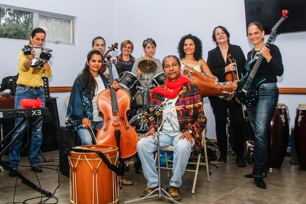 Regreso. El grupo retomó sus instrumentos el año pasado y miran hacia una nueva etapa musical. Wilberth Hernández.