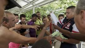 Cancilleres de la región van a cita el martes para abordar crisis de cubanos en Costa Rica