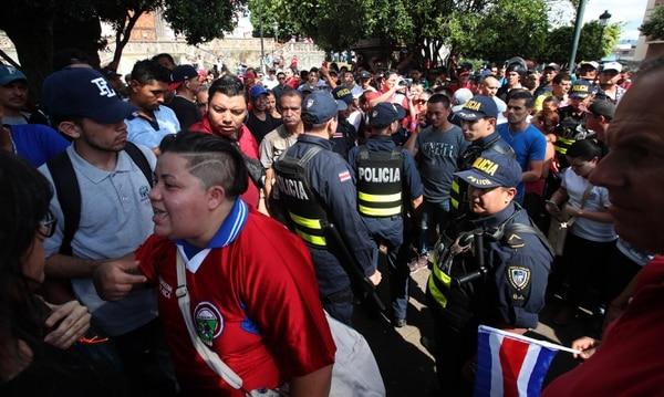 """El organismo interamericano felicitó la """"actuación inmediata"""