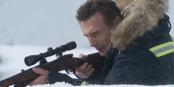 Liam Neeson vuelve a actuar bien como un vengador. Foto: Mundocine para LN.
