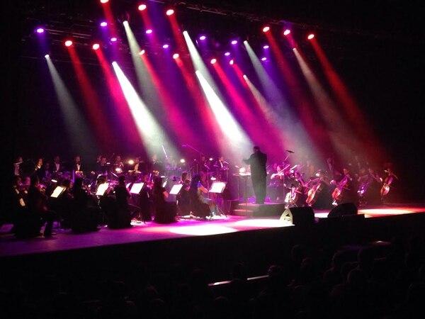 La Orquesta Filarmónica da concierto con música de plancha, esta noche, en el Melico Salazar.