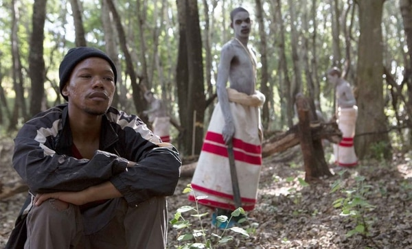 JOHN TRENGOVE The Wound cine queer y LGBTI