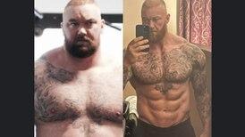 'La Montaña' de 'Game of Thrones' bajó 60 kilos y está irreconocible