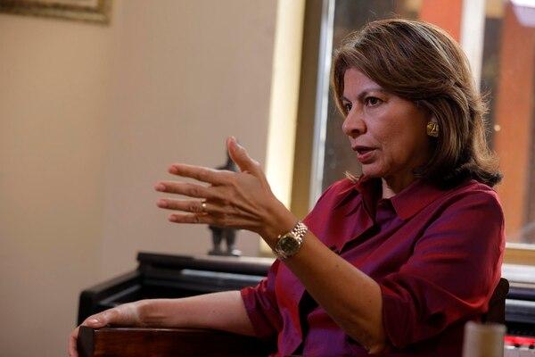 La expresidenta Laura Chinchilla cree que la Conferencia Episcopal de Nicaragua es una de las figuras que cuenta con mayor credibilidad en el conflicto interno de ese país.