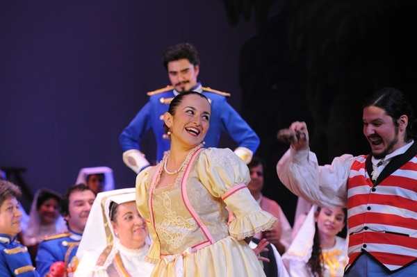 Ivette Ortiz interpretará a Adina en 'El elixir de amor'. Jorge Navarro.