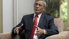 Fiscal general: si no hubo nombramiento no hay delito