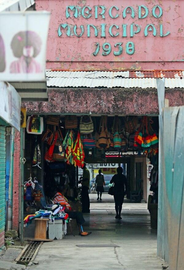 El antiguo mercado recibió la declaratoria de patrimonio histórico y arquitectónico en 1998.