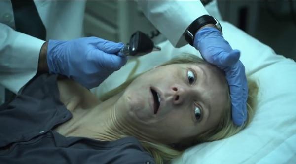 Gwyneth Paltrow' en una escena de la película 'Contagio', del 2011. Archivo.