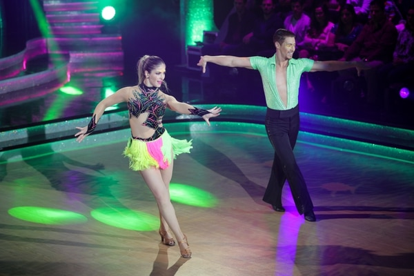 18/11/2018. Sabana, Teletica. Undecima gala de la quinta temporada de Dancing With the Stars. Foto Jeffrey Zamora