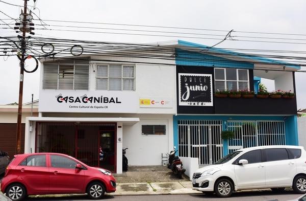 29/09/2017, San José, La Casa Caníbal del Centro Cultural Español, foto Julieth Méndez